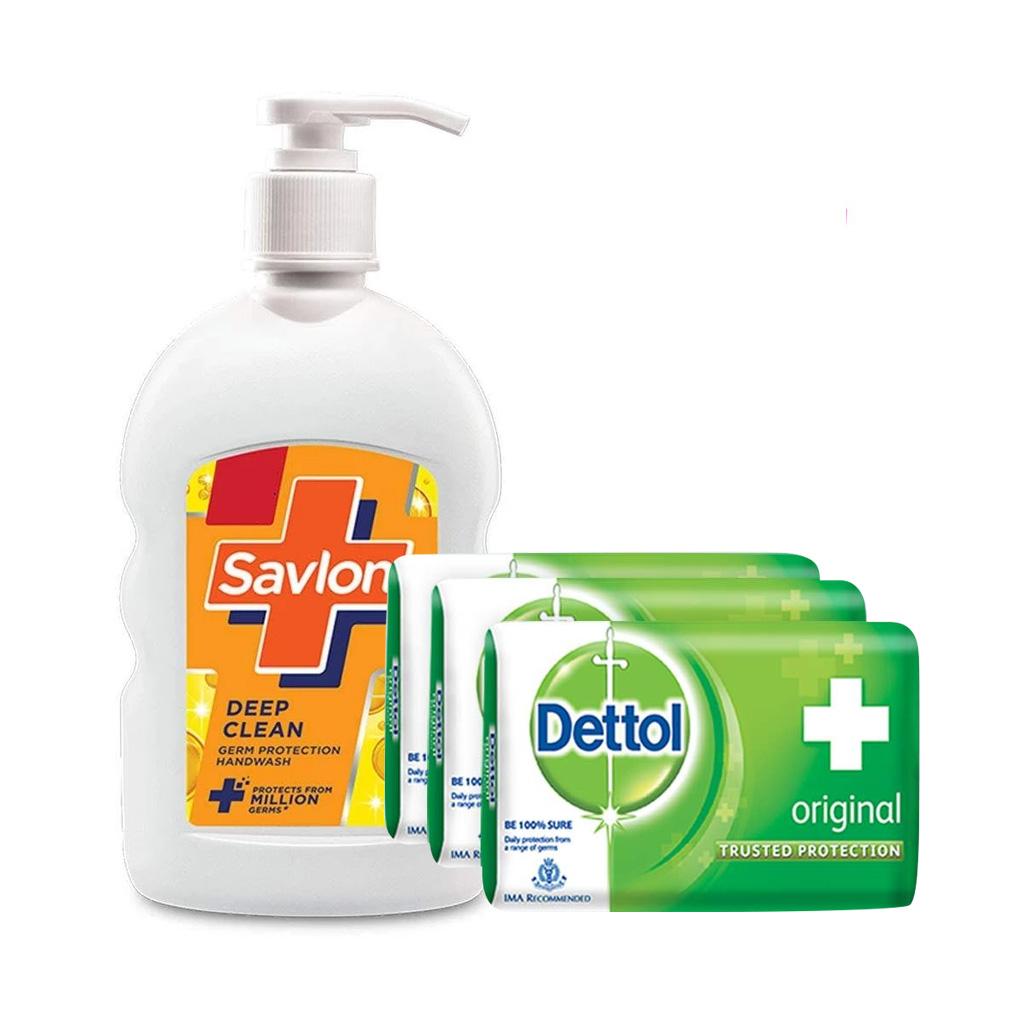 Bath & Hand Wash