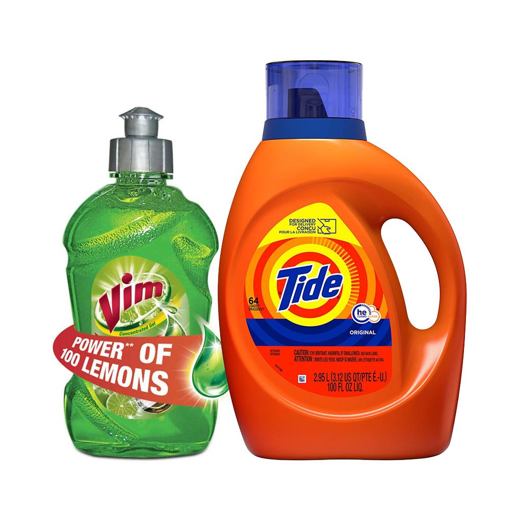 Detergents & Dishwash