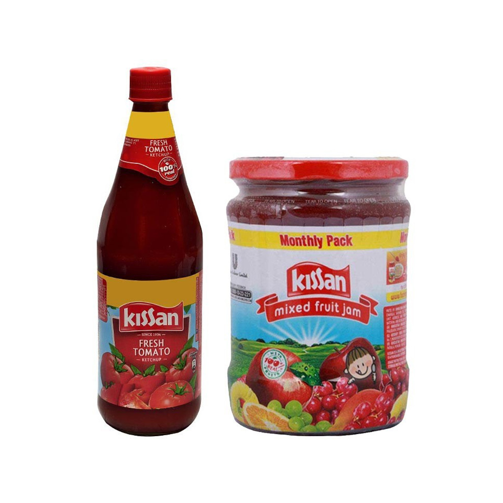 Spreads Sauces Ketchup