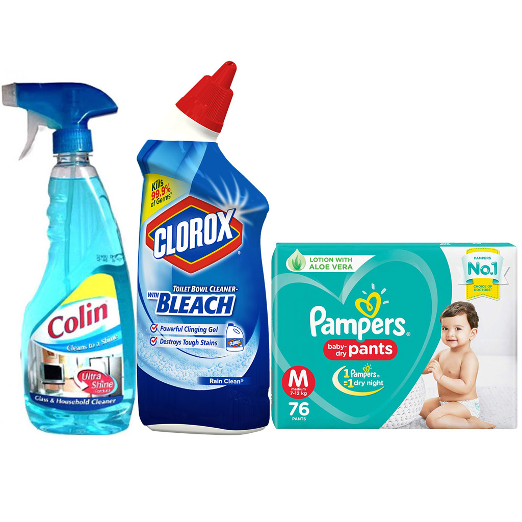 Household & Baby Care