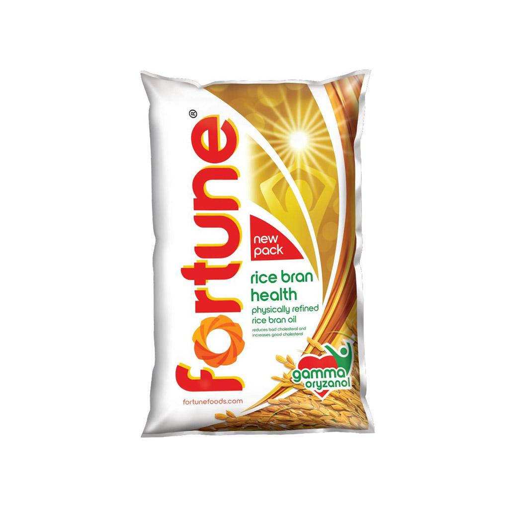 Sunflower, Rice Bran Oil