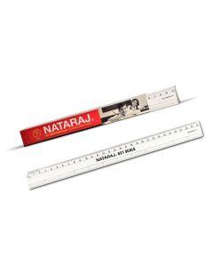 Nataraj Transparent Scale Mrp50 10pkts