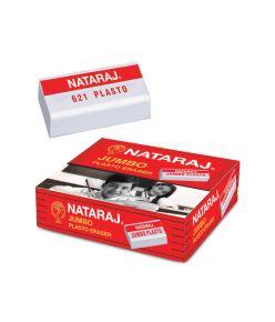 Nataraj 621 Plasto Eraser Mrp20 5pkts