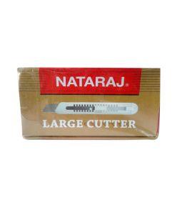 Nataraj Large Cutter mrp20 10pc
