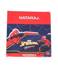 Nataraj Spiderman Pencil.