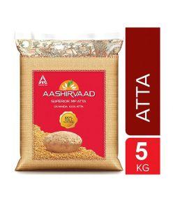 Aashirvaad Atta5 KG.