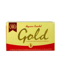 Mysore Soap Gold. 125 gm