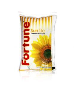 Fortune Sunflower Oil 1ltr