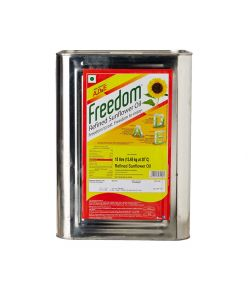 Freedom Sunflower Oil 15ltr Jar