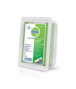 Dettol Medicate Plaster 100strips
