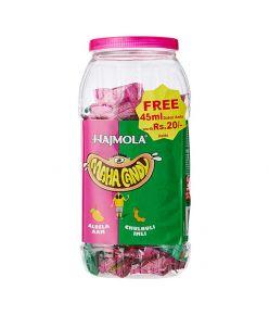 Hajmola Maha Candy Jar +45ml Dabur Amla Free