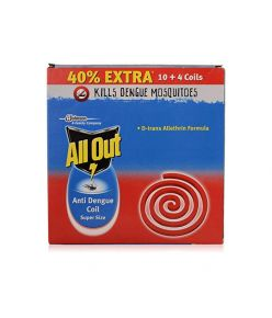 All Out Coil 33/-