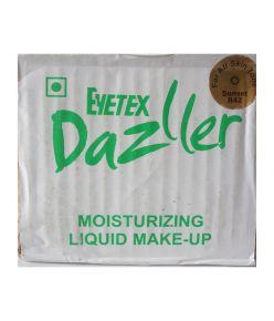 Eyetex Dazller Moisturizing Liquid Mackup 6pc
