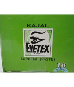Eyetex Kajal Supreme(Paste) 10pc