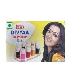 Eyetex Divya Kumkum11in1 10pc