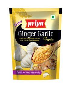 Priya Ginger Garlic5 /-